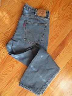 Vintage Levi's 550 Jeans Size 38 X 30 #3405 #Levis