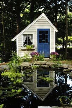 Back Yard Guest House Designs | ... | Backyard Pond | Garden Shed | Backyard Landscaping | Guest House