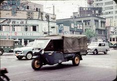 TOKYO 1957 【画像】「三丁目の夕日」の世界、1957年(昭和32年)の東京の路上と鉄道の風景   BUZZAP!(バザップ!)