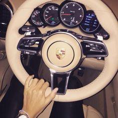 luxury, car, and porsche image Luxury Sports Cars, Fancy Cars, Cute Cars, Jaguar Xj, My Dream Car, Dream Cars, F12 Berlinetta, Rich Kids Of Instagram, Cute Car Accessories