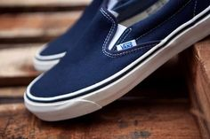"""slip on [navy]"" https://sumally.com/p/1680081"