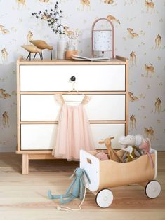 Kids Bedroom, Vanity, Furniture, Home Decor, Play Table, Dressing Tables, Powder Room, Decoration Home, Room Decor