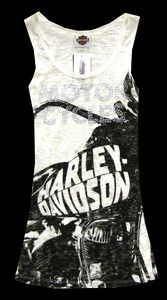 Harley Davidson Women's Tank Top.