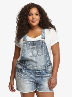 fea3f67108a Products Archive - Vintage   Curvy. Plus Size Overall ShortsDenim Overall  DressOveralls ...