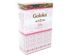#Goloka #Lotus #Masala #Incense #Sticks Pack of 12