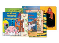 This award-winning series of illustrated children's books by Afghan author Idries Shah features tales from aThe four bilingual tales and CDs are a wonderfully entertaining way to teach Spanish to young children (ages 3 and ...