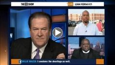 Pastor Mike McBride on The Ed Show discussing the shooting of two police officers in Ferguson