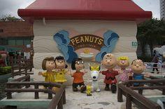 Peanuts    Snoopy's World, Sha Tin, Hong Kong
