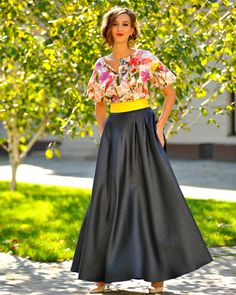 What if colors could talk? What would be your story? - Colors of Love - Fascination Dress Occasion Wear, Special Occasion, Maxi Dresses, Dress Skirt, Fascinator, Creative Design, High Waisted Skirt, How To Make, How To Wear