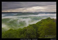 Artist Point Valley in Northwest Arkansas. Gorgeous hiking area. Photo : Kapple Multimedia.