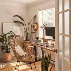 Study Room Decor, Room Ideas Bedroom, Home Decor Bedroom, Design Bedroom, Bedroom Inspo, Kids Bedroom, Master Bedroom, Home Office Design, Home Office Decor
