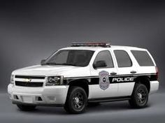2007 Chevy Tahoe Police Vehicle #PoliceCar #ChevyTahoe