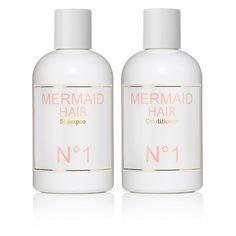 Mermaid Shampoo & Conditioner