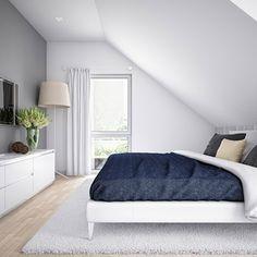 Innenansichten: Bien Zenker     Edition 1 V4 Schlafzimmer Dachschräge,  Dachgeschoss Schlafzimmer,