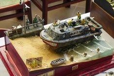 Moson Model Show 2016 – Part 13 (military diorama, contd.)   iModeler