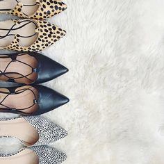 Shoes on shoes on shoes! Which pair of heels are your style? // Follow…
