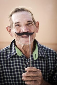 Another fan of Movember! From our El Salvador, 2011 mission