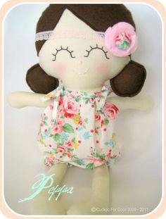 Cuckoo For Coco    ♥ Little Sunshine Doll ~ Peppa