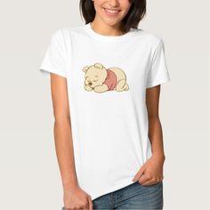 Winnie the Pooh Sleeping Tshirts T-Shirt, Hoodie