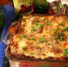 I have finally resigned myself to the fact that lasagnas are not forms or ideas. I have finally resigned myself to the fact that I'm not a ...