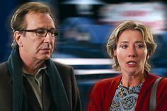 Love Actually (2003) with Alan Rickman and Emma Thompson