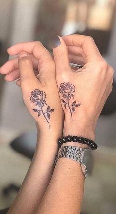 55 great tattoos for best friends TopTattoos - 55 great tattoos for best friends . - 55 great tattoos for best friends top tattoos – 55 great tattoos for best friends top tattoos – - Bff Tattoos, Bestie Tattoo, Couple Tattoos, Finger Tattoos, Tattoos For Friends, Cute Best Friend Tattoos, Meaning Tattoos, Script Tattoos, Bodysuit Tattoos
