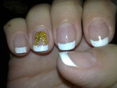 Post do dia: Nail art da semana: noivinha caipira.