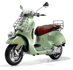Vespa 2012 GTV 300 / Portofino Green #vespa #scooter #retro #italian #products #bennettinfiniti #pennsylvania