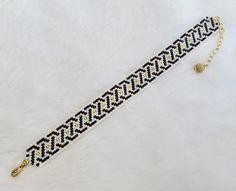 Celtic Knot Peyote Bracelet | Etsy