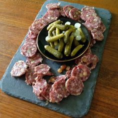 Saucisson, the french way of appetizers :)