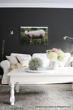 Dreams Come True: Dein Wunschmotiv/ Neues aus unserem Wohnzimmer