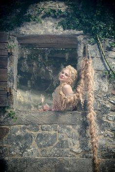 "Someone plays as ""Rupunzel"" in the movie ""Into the Woods"" I think her first name is Mackenzie"