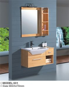Bamboo Bathroom Cabinets Linen Cabinet Vanity Furniture Ma 095 Manufacturers Bathrooms Love It Pinterest