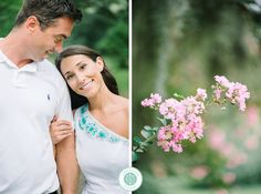 Engagement photos in the Avenue of Oaks at Legare Waring House - Aaron and Jillian Photography » Wedding Photographers based in Charleston, South Carolina.