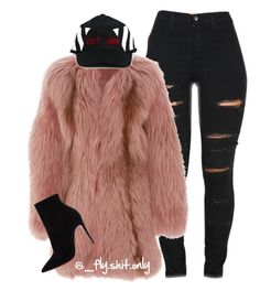 """""""Untitled #2158"""" by flyyshitonly ❤ liked on Polyvore featuring J. Mendel, Off-White and Christian Louboutin"""