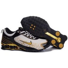 104265 032 Nike Shox R4 White Black Yellow J09085 Buy Nike Shoes 31900d938
