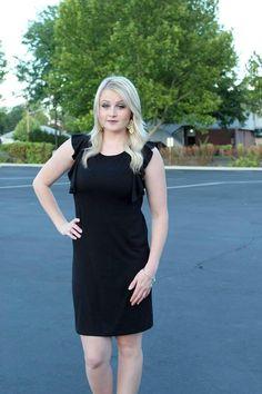 Carly's Little Black Dress