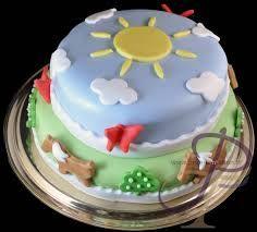 Cake design soleil