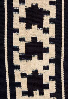 Mapuche poncho, Chile
