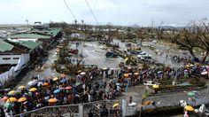 Philippine typhoon kills at least 10 000