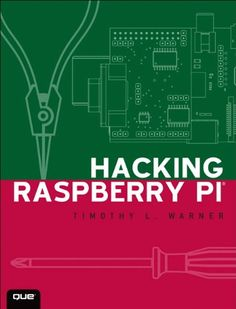 Raspberry Pi is taking off like a rocket! You can use this amazing, dirt-cheap, credit card-sized computer to learn powerful hardware hacking techniques as you buil Raspberry Pi Computer, Diy Electronics, Electronics Projects, Computer Programming, Computer Science, Python Programming, Data Science, Computer Books, Rasberry Pi
