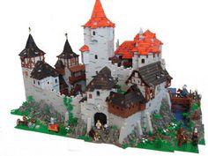 Owl Castle: A LEGO® creation by Radegast - : MOCpages.com