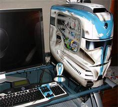Clone PC - Oh, I'd love to have this for The Boy!