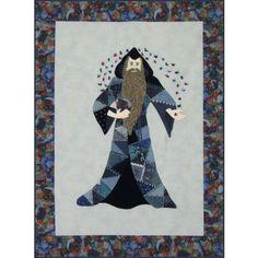 Crazy Quilt Wizard Quilt Pattern http://www.victorianaquiltdesigns.com/VictorianaQuilters/PatternPage/CrazyQuiltWizard/CrazyQuiltWizard.htm #quilting #crazyquilting #HarryPotter