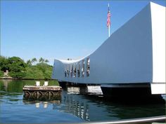 Ohau Island , Pearl Harbor Memorial. I remember it being so quiet when we took a tour.