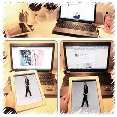 Work blog blogger fashion beauty ❤️