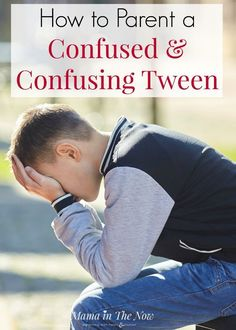 Parenting tweens and teens is confusing for them and us! Parenting through the big talks, small talk and everything in between. Teaching tweens social skills, helping tweens with friendships and school drama. Parenting tween tips and advice for confused parents. #ParentingTeens