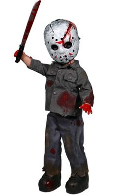 jason voorhees living dead doll - Freddy Krueger Halloween Decorations