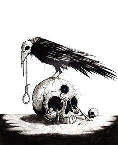 A Murderous Crow