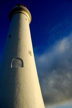 Split Point Lighthouse, Aireys Inlet, Australia ~ by deannedaffy, via Flickr